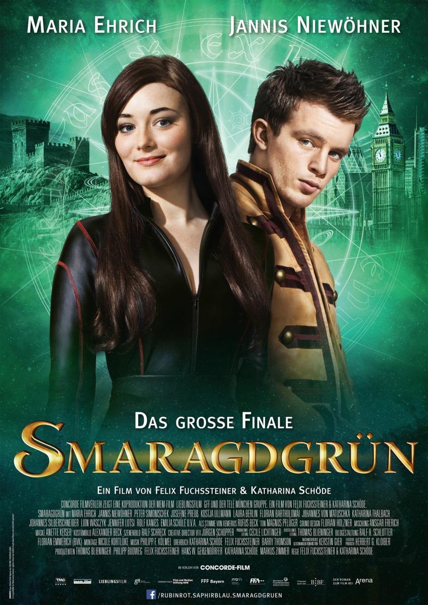 SmaragdgrГјn Online Stream Deutsch
